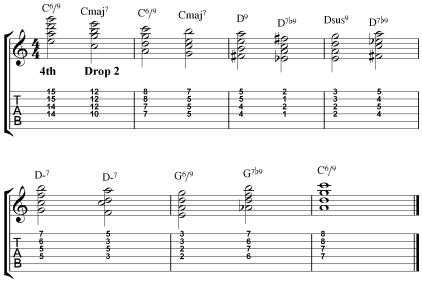Take-The-A-Train-Chords-Study-2